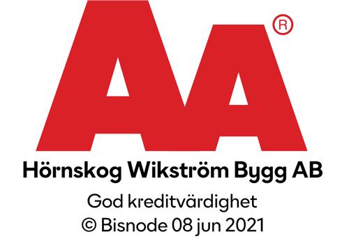 HW-Bygg AB God Kreditvärdighet